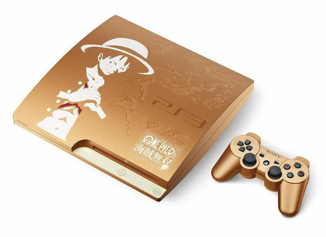 Japon : une PS3 spciale One Piece