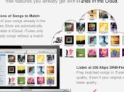 service iTunes Match lancé!