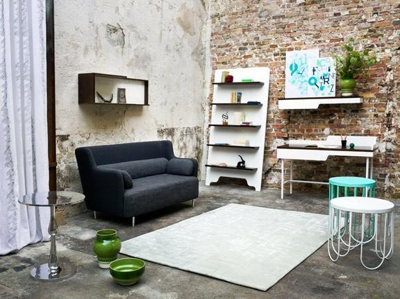 La redoute d voile sa collection d co design par sam baron for Meubles la redoute nouvelle collection