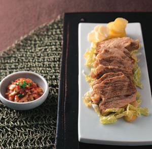 Gingembre essentiel pour la cuisine cor enne utile for Cuisine coreenne