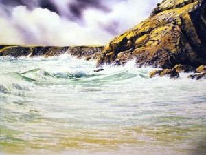 comment peindre la mer partie12 les marines des aquarellistes d aujourd hui d couvrir. Black Bedroom Furniture Sets. Home Design Ideas