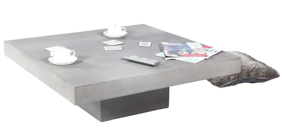 Table basse but for Table 90x90 design