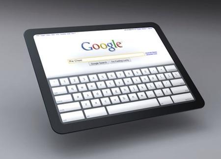 Google будет продавать планшеты через интернет-магазин