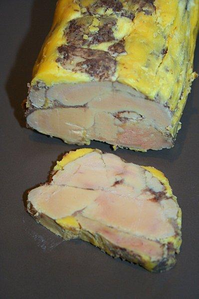 foie gras cacao