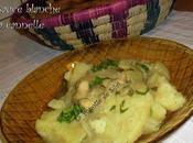 Tajine fenouil sauce blanche cannelle (recette algéroise)