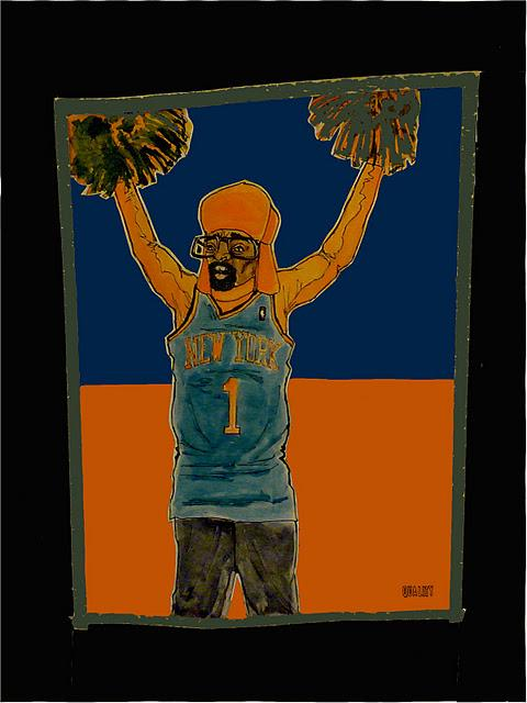 Knick forever