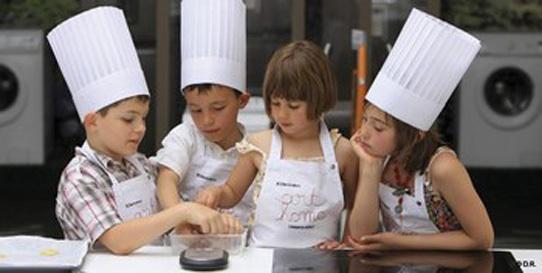 Voici notre carnet d adresse de cours de cuisine pour - Atelier cuisine pour enfants ...