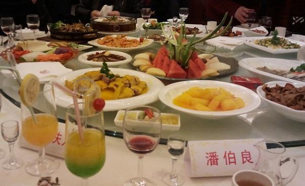 Bon De Restaurant Chinois