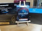 [Arrivages semaine] Captain America, Anges Démons, Discours d'un Roi, Plasma Panasonic Lecteur Blu-ray
