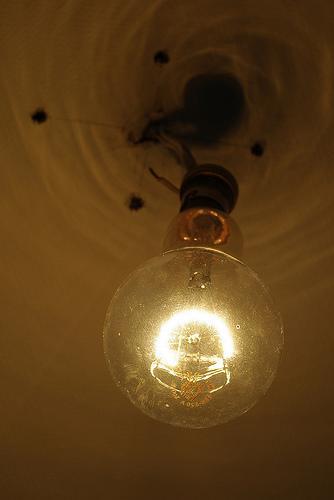 Colorful physics la lampe incandescence n 39 est pas morte paperblog - La lampe a incandescence ...