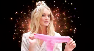 Happy new year 2012! Les voeux culottés des Victoria's Secret Angels