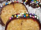 Truffes biscuits beurre d'arachide