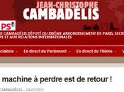Jean-Christophe Cambadelis inquiet...