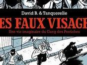 Album Faux Visages David Tanquerelle