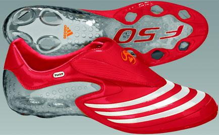 F50 TUNiT : la chaussure de football selon adidas et Lionel Messi