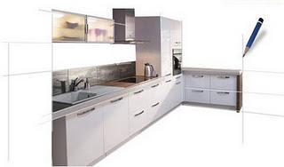 Concevoir sa cuisine gratuitement gr ce aux outils 3d des for Projet cuisine 3d gratuit