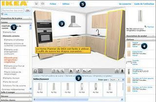 concevoir sa cuisine gratuitement gr ce aux outils 3d des grandes enseignes paperblog. Black Bedroom Furniture Sets. Home Design Ideas