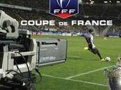 coupe France football 16èmes finale pour Avranches, Cherbourg Caen