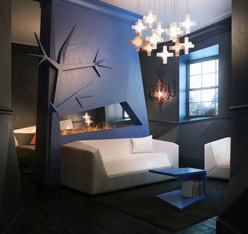 Fiches bricolage décoration apporter lumière dans studio obscur