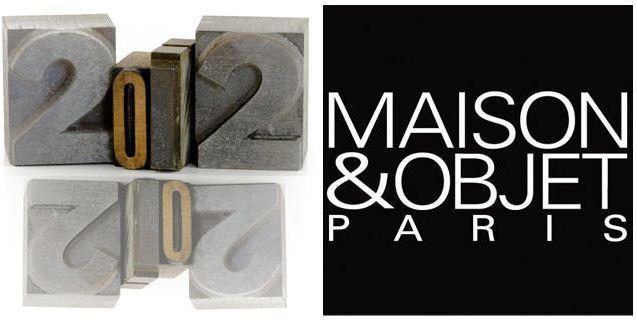 Salon maison et objet 2012 paperblog for Entree gratuite salon maison et objet