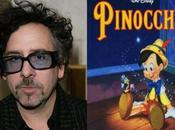 Pinocchio prochain film Burton