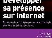 Lancement livre Développer présence Internet