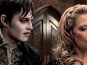 Dark Shadows personnage Johnny Depp dévoile