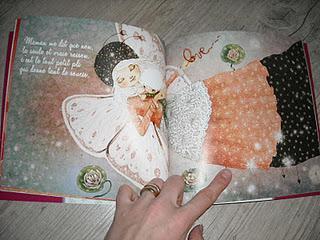 Papillon et papier de soie d 39 edwige plachin magnifiquement illustr par a - Papillon en papier de soie ...