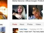 Lady Gaga personnes plus populaires rejoint Google