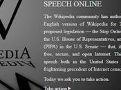 Wikipedia sera hors service afin protester contre SOPA