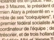 Gard lance campagne François Hollande