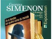 Georges Simenon, Vendée quatre coins monde