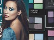 Olivia Wilde égérie collection Eyeshadow ColourStay Revlon.