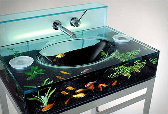 moody aquarium sink italbrass paperblog. Black Bedroom Furniture Sets. Home Design Ideas