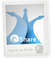 Share : Nouvelle application BitTorrent