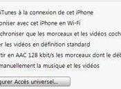 Comment synchroniser iPhone iTunes Wi-fi