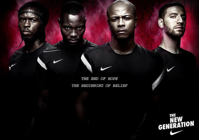 promo nike air max - Nouvelle G��n��ration, la pub africaine de Nike - Paperblog
