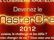 Casting Master Chef saison
