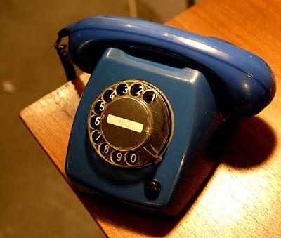 Téléphones Ericsson 1970
