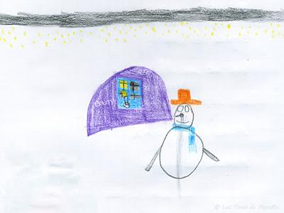 L'hiver - Pierre Gamarra