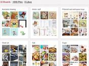 Infographie Pinterest, réseau social plus plus) tendance