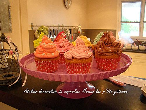 atelier decoration de cupcakes toulouse lire. Black Bedroom Furniture Sets. Home Design Ideas