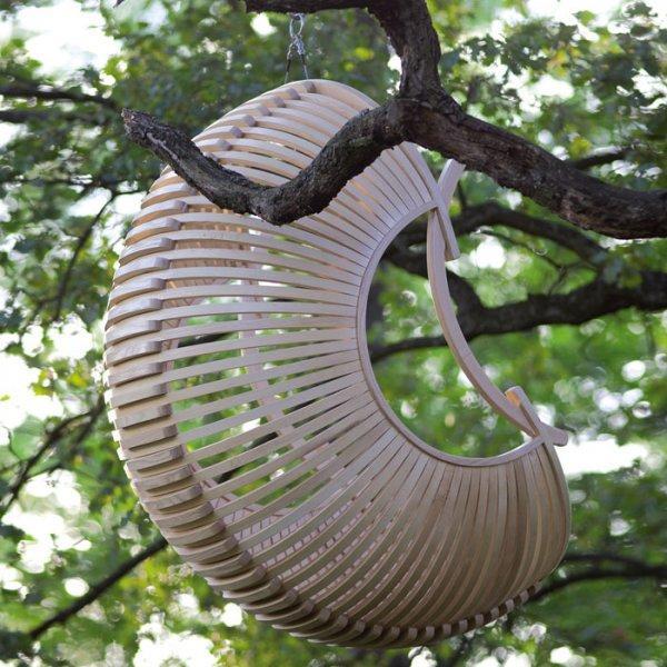 Concept suspendu conçoit des fauteuils suspendus aux lignes pures et ...