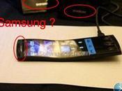 Samsung Galaxy avec écran flexible