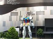 parc thème Gundam Tokyo