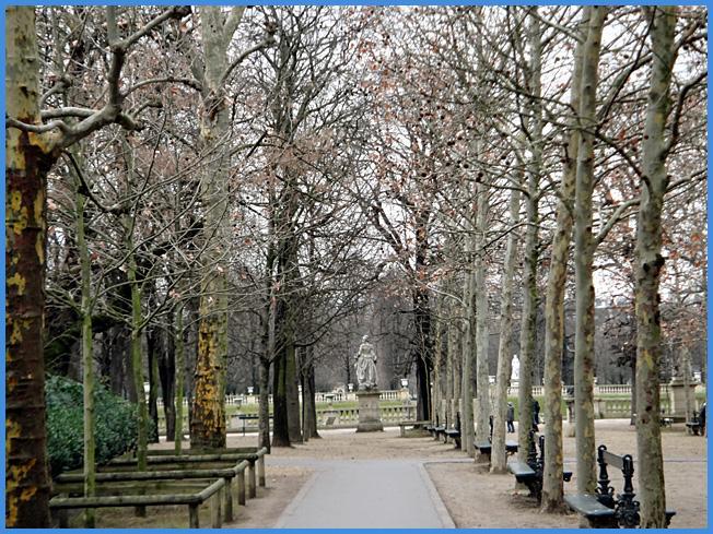 Jardin du luxembourg en hiver paperblog for Entretien du jardin en hiver
