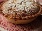 Tartelette crème d'amande pignons