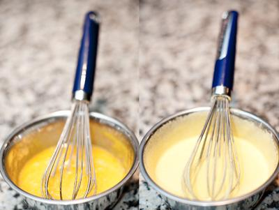 Crème anglaise à la vanille   paperblog