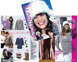 Strat gies de vpc et d couverte du m tier de styliste en vpc paperblog - La redoute fr catalogue ...