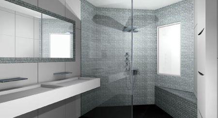 salle de bain design marseille paperblog. Black Bedroom Furniture Sets. Home Design Ideas